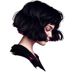 Raven by Dzydar