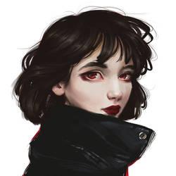Ruby by Dzydar