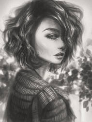 Serene by Dzydar