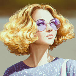 sunshine by Dzydar