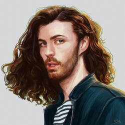 Hozier (for DeviantArt_FanArt on IG)