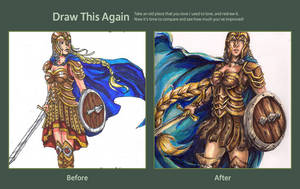 Draw This Again: Brynja