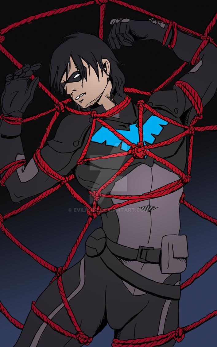 Gradient Series: Web of Deceit by EvilFuzz