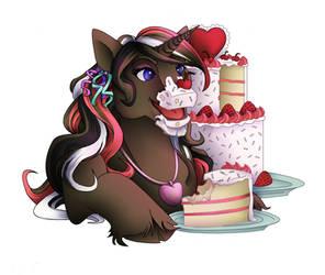Commission: ~Babsy Pony