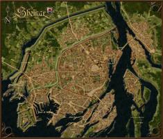 Sheinar, Soulshard by a2area