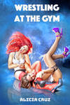 Wrestling at the gym cover