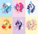 MLP: Print Sample