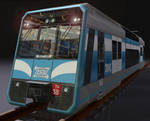 PTC Tangara Train