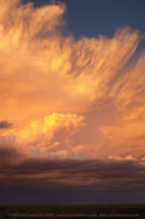 Warm Sky by datazoid