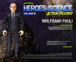Heroes of Science: Wolfgang Pauli