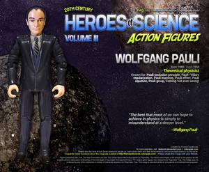 Heroes of Science: Wolfgang Pauli