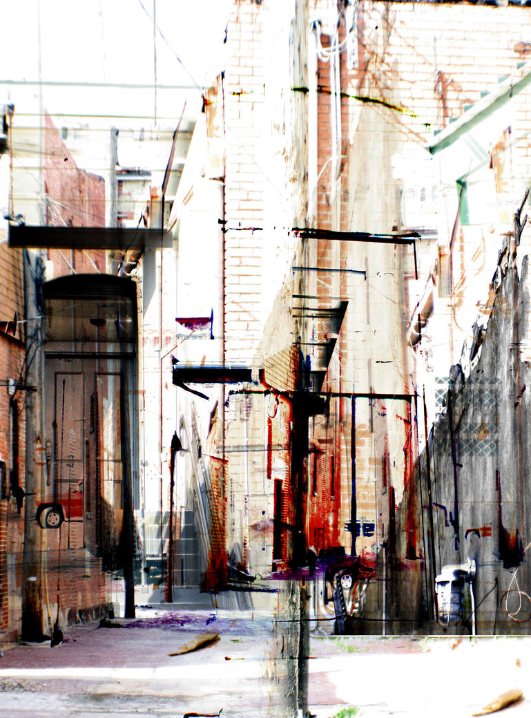 Walk the back streets by Hendrick