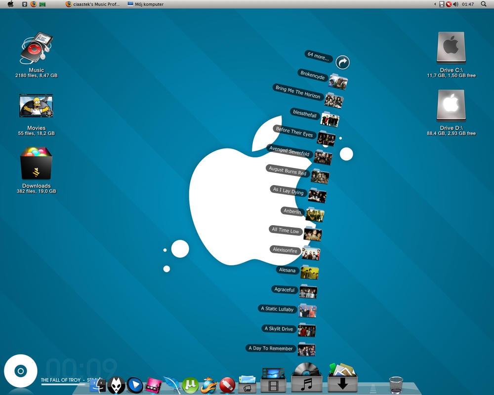 Desktop 6 by ciaastek