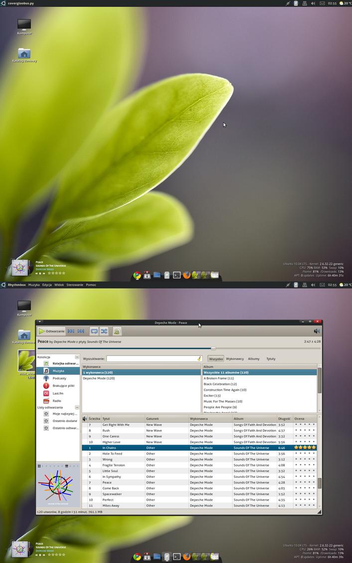Desktop 20 by ciaastek