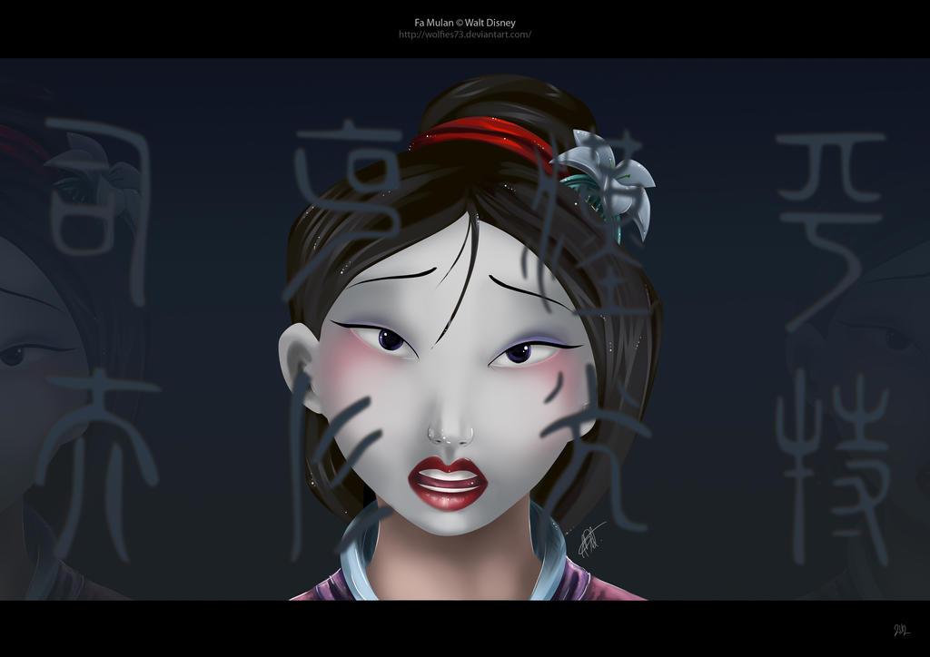 Fa Mulan by Seppyo