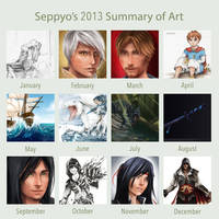 summary art 2013