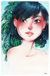 Ko et des Algues by Seppyo