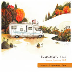 Sashimiste Tour by Seppyo