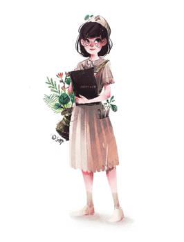 Japan nurse
