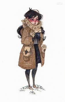Arwen Vintage 1940s England