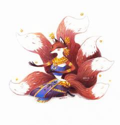 Red Fox Thai Danse