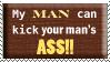 Kick Ass Stamp by CrystallineEssence