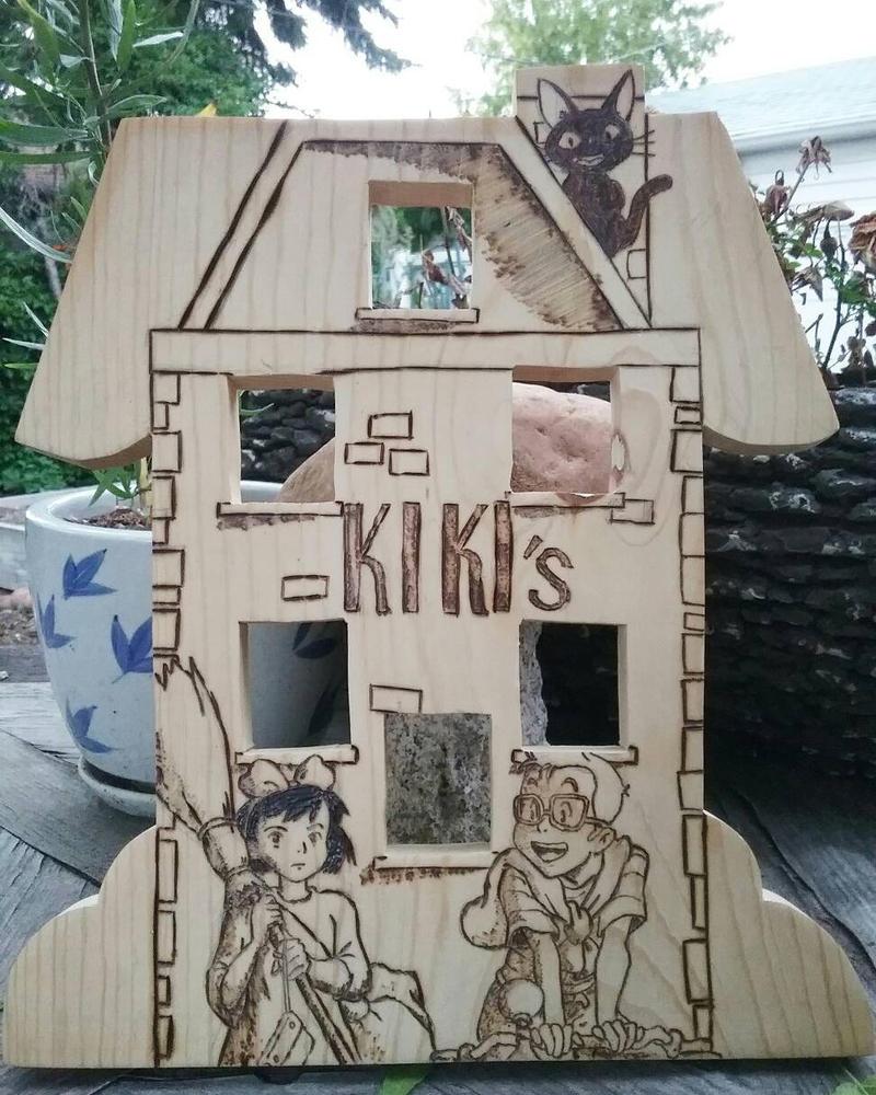 Kiki's by FeroxDictum