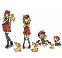 Pokemon X and Y Age Regression