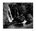 waterfalls by siscanin