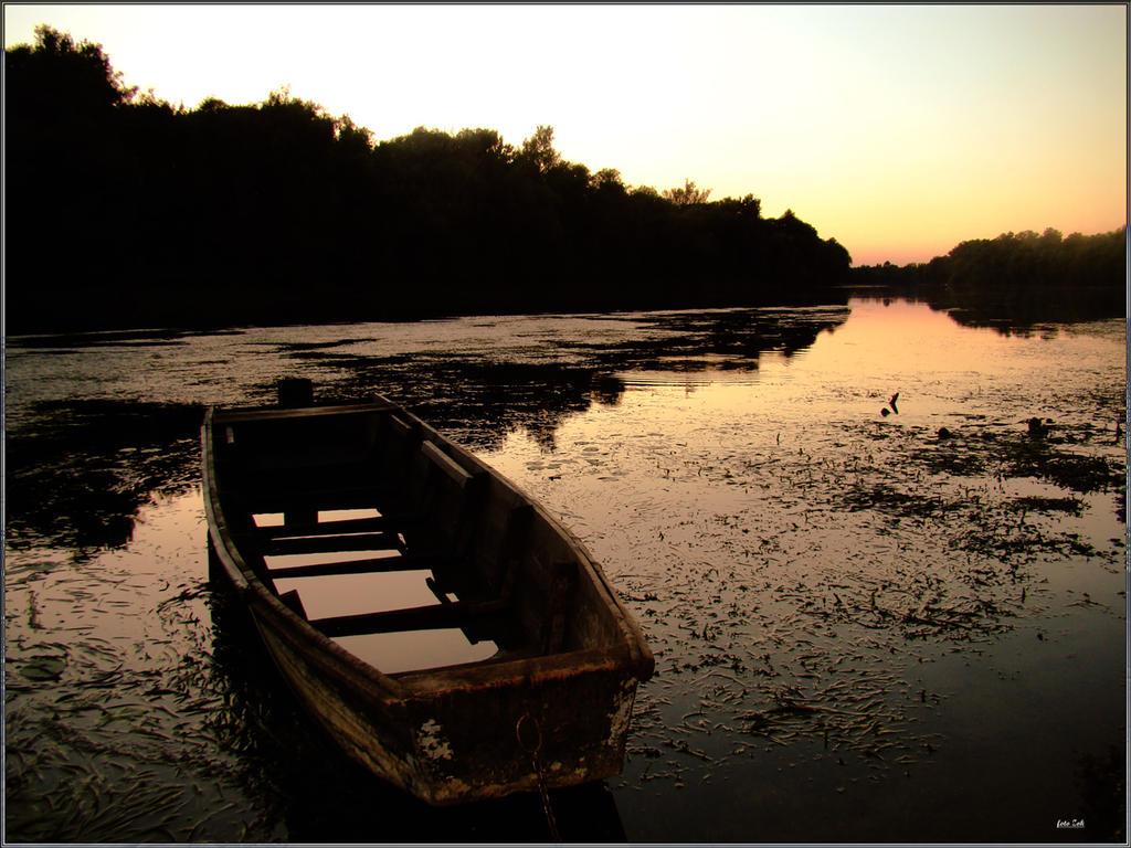 Boat by siscanin