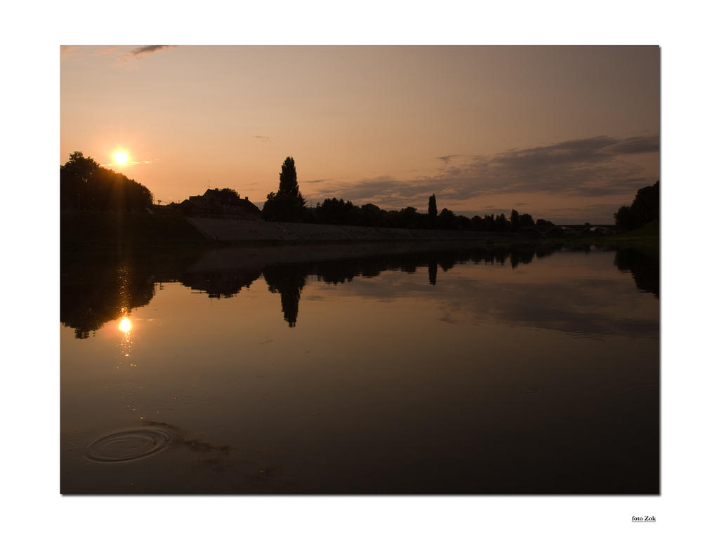 river Kupa 1 by siscanin