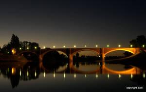 Old bridge by siscanin