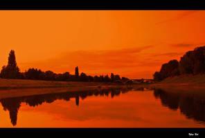 nightfall by siscanin