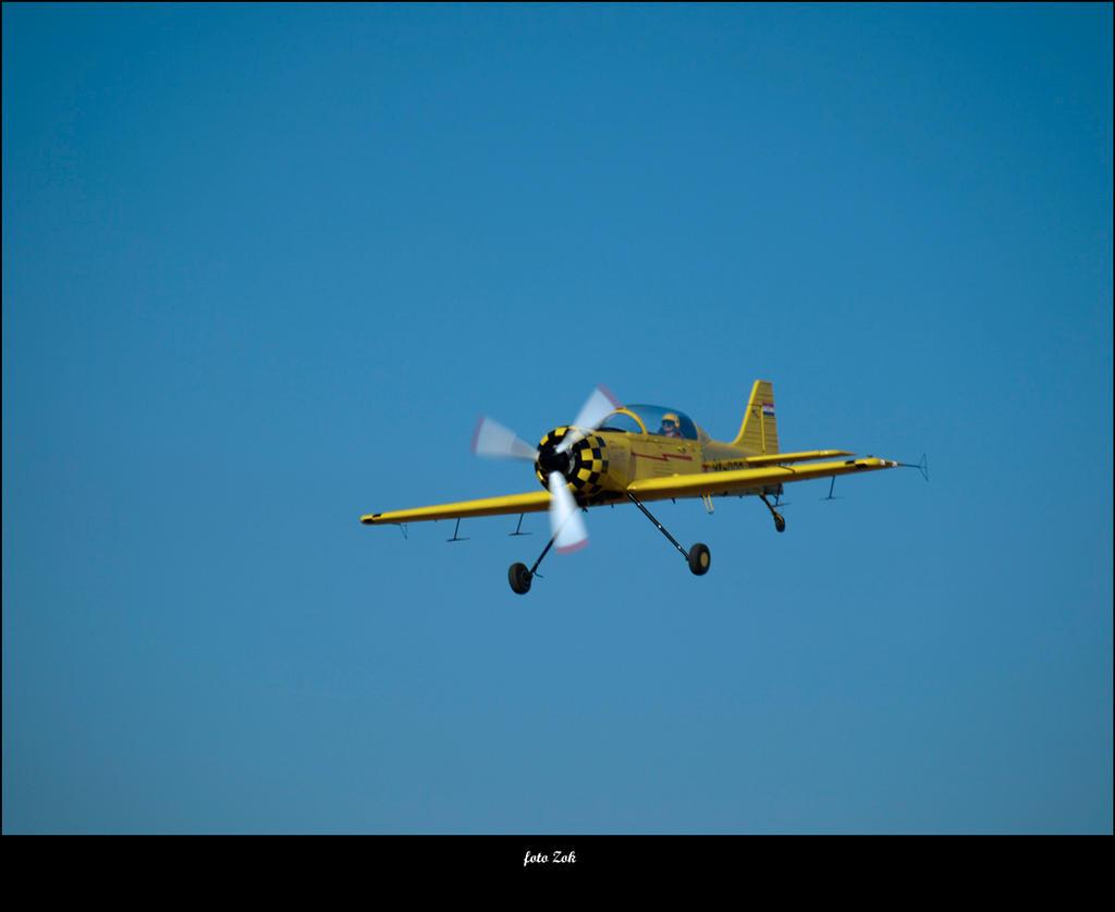 Air show Sisak by siscanin