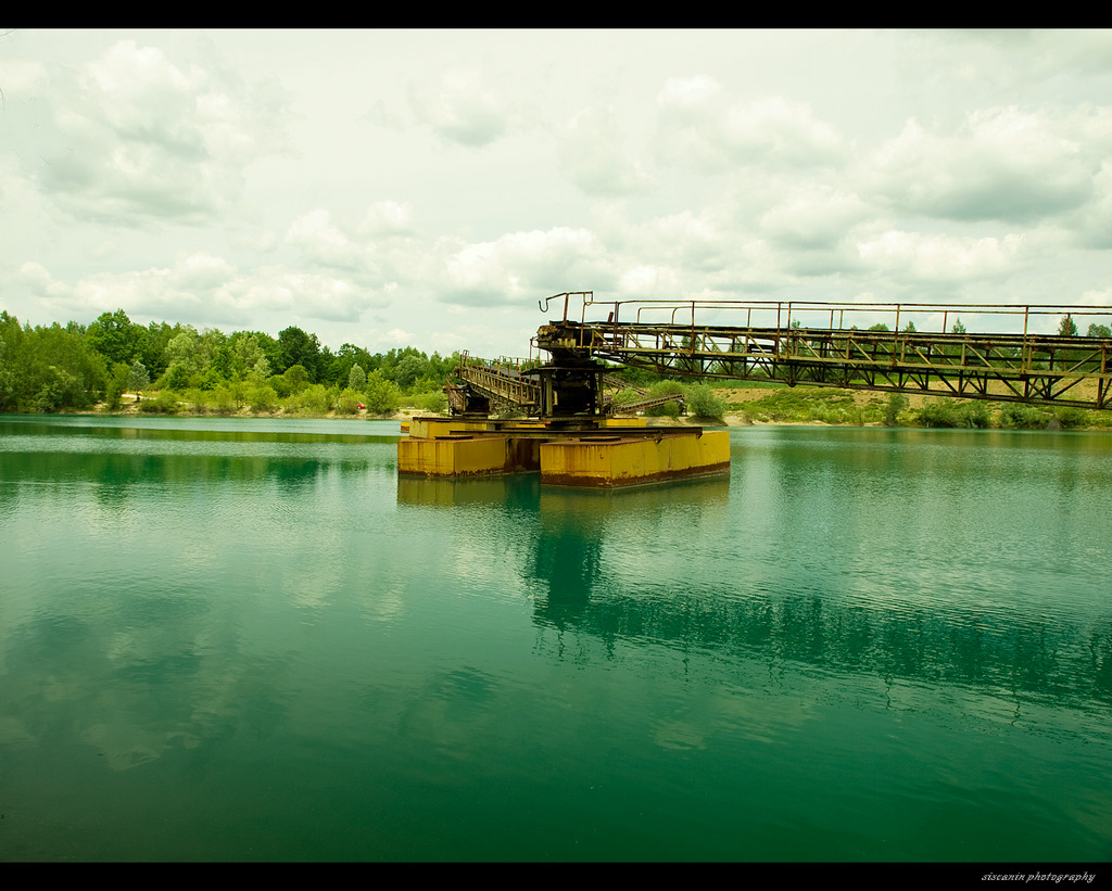 Jezero by siscanin