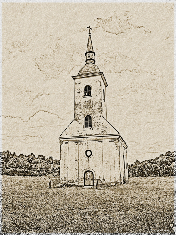 Church by siscanin