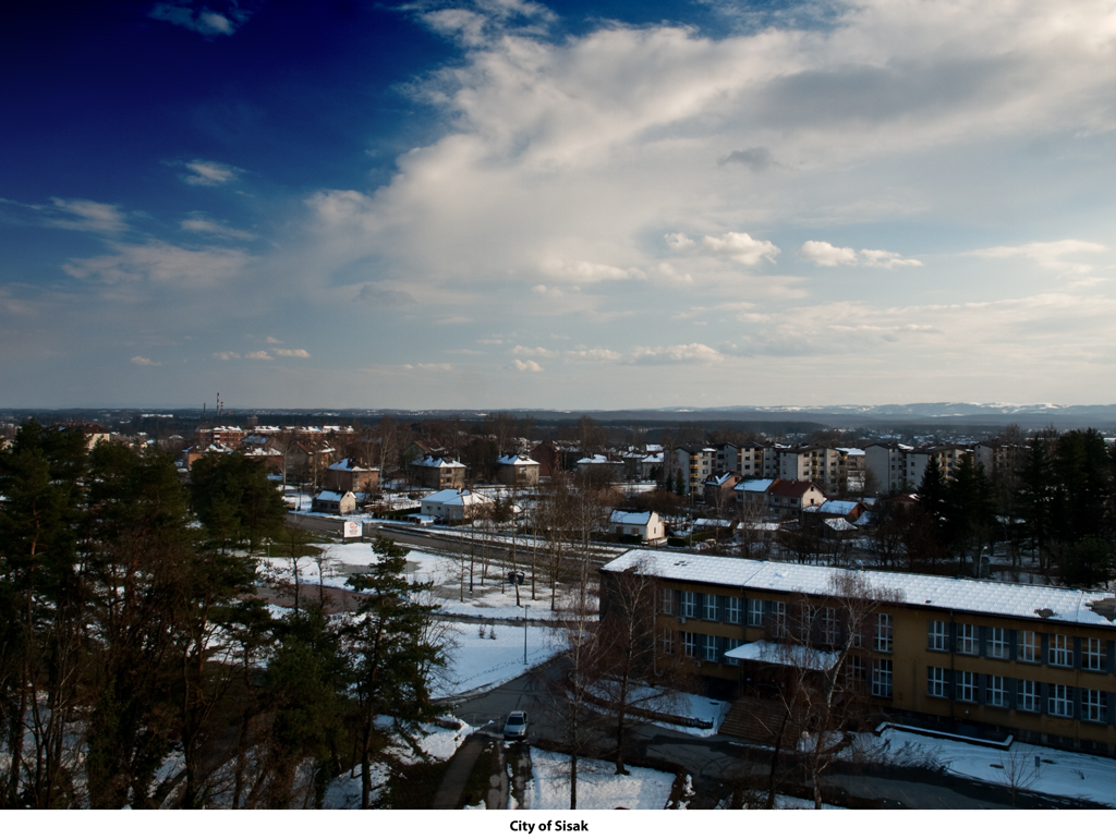 My city by siscanin