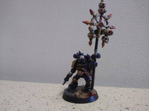 First Squad Icon Bearer