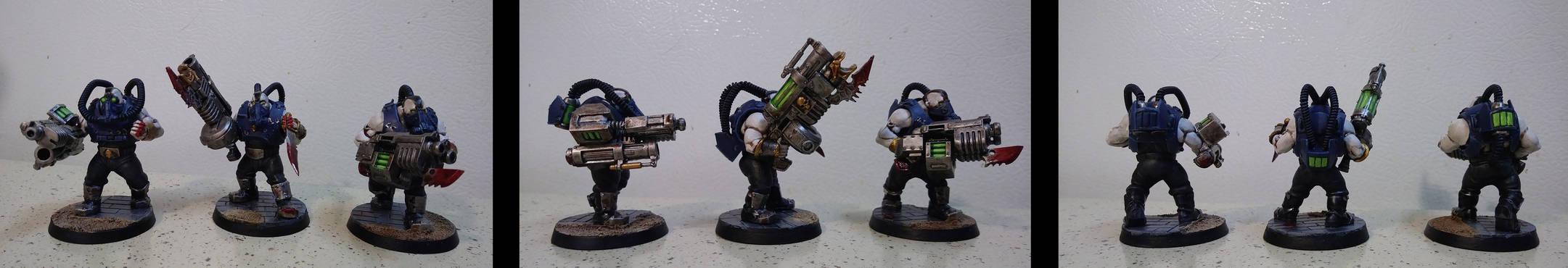 Obliterators