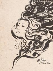 Girl1 by Munthemiu