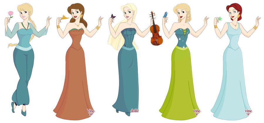 Original celtic woman members by kimberly aj 04 02 on deviantart