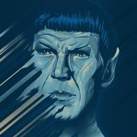 Spock by MyPseudonym7