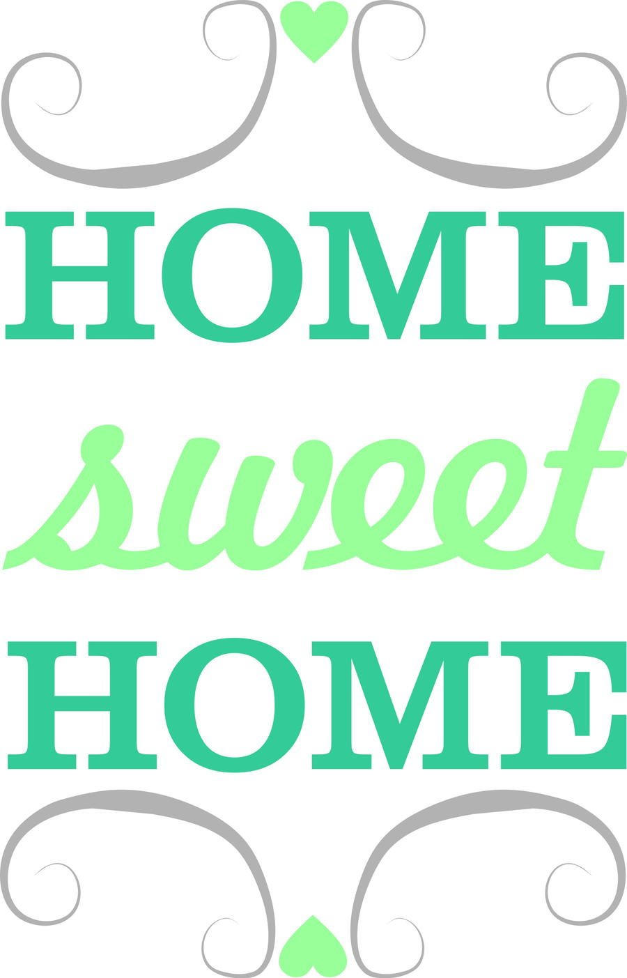 Home sweet home the image kid has it for Www home