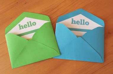 Free Printable Mini Envelopes