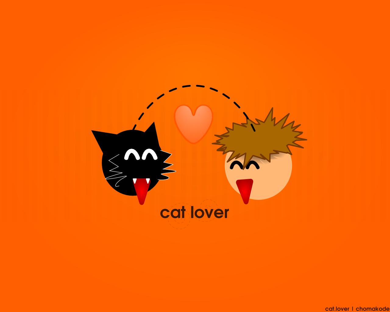 Cat Lover by Chromakode