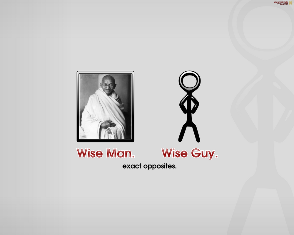 "SG3: ""Wise Man, Wise Guy"" by Chromakode"
