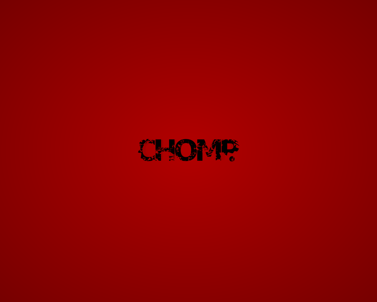 CHOMP by Chromakode