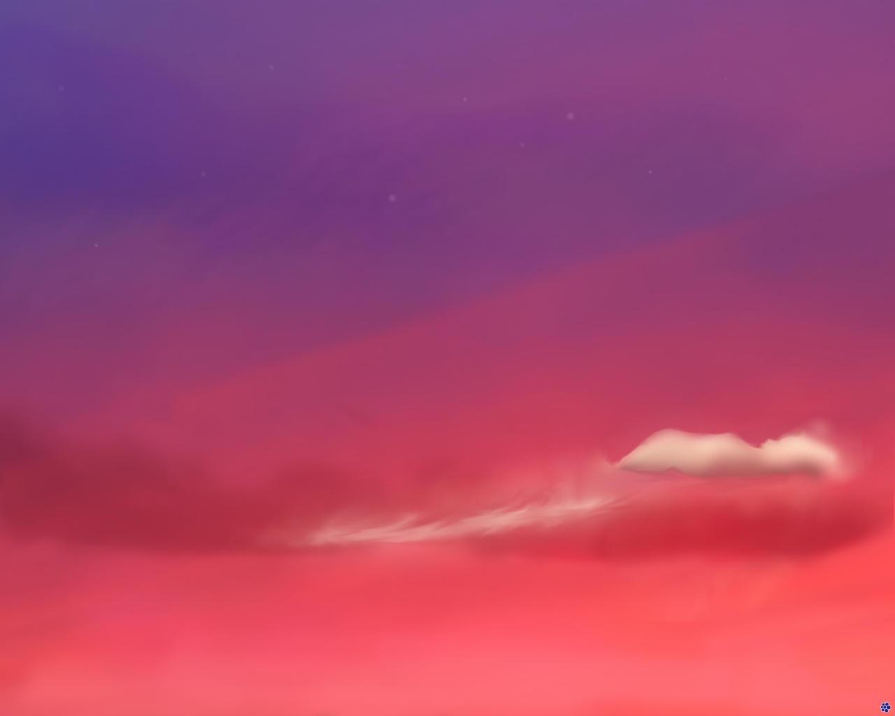 Sunset by Chromakode