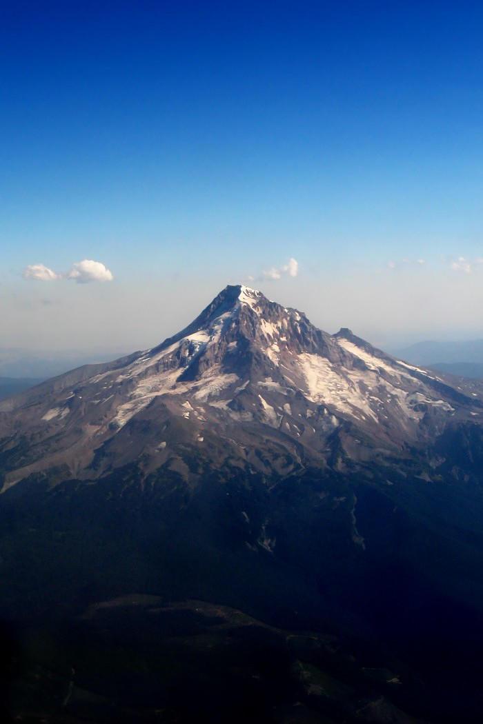 Mt. Hood by Chromakode