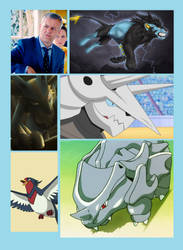 Greg Lestrade Pokemon by absence224
